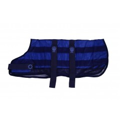 COOLB60 28 inch Cooling Dog Coat and Bag Navy XXL