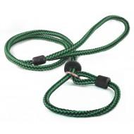 DP6260G/B 46 inch x 9mm Green/Black Harlequin Slip Lead