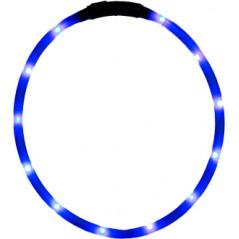 30842 70cm Flashing LED Band Blue - Cut to size