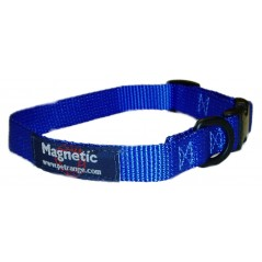 "DM28B 25mm x 22""-28"" Blue Magnetic Collar"
