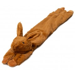 Brown Rabbit Stuffed Head