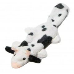 Black & White Cow Flat Friend