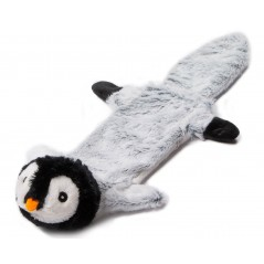 Penguin Stuffed Head Water Bottle Toy