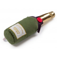 Plush Champagne Bottle
