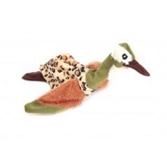 Green Head Duck Flat Friend Toy