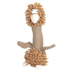 Squeaky Chicken Door Stop Noodle Toy
