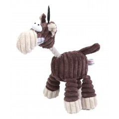 Brown Cord/Rope Horse Toy
