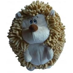 Brown Giant Hedgehog Noodle Toy