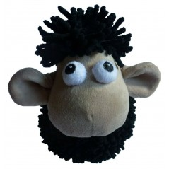 Black Sheep Squeaky Noodle Toy