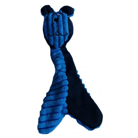 Blue Bear Head Head Throw Ball