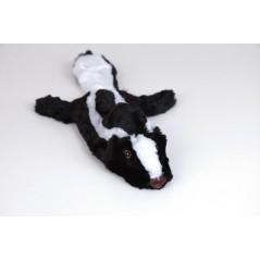 "88018 19"" Skunk Flat Friend Skin Dog Toy"